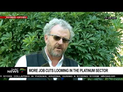 More Job Cuts Loom In The Platinum Sector