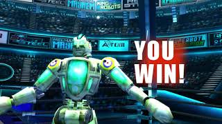 Game Android #862 Real Steel World Robot Boxing Android Gameplay
