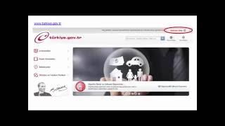 e-Devlet Şifresi Alma Eğitimi