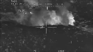 18+ *Warning Graphic* 2 Apache Helicopters Engage over 20 Taliban fighters *NEW*