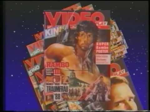 Trailer  Videoplay Das Video Programm Magazin 80er