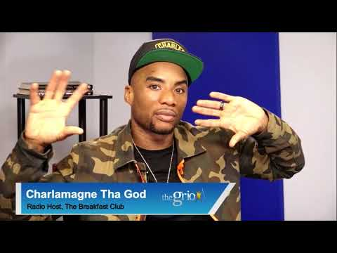 Charlamagne Tha God on Angela Rye being a great example for his daughters