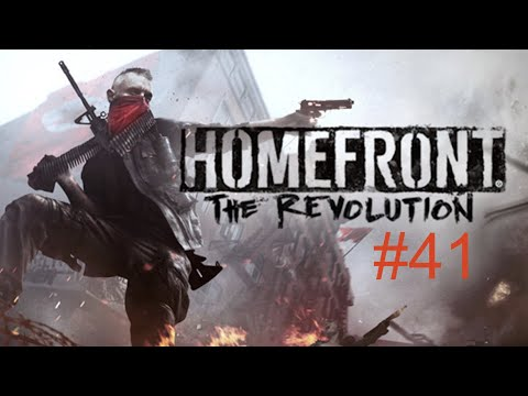 Lets Play Homefront the Revolution (blind) part 41: helping prisoners