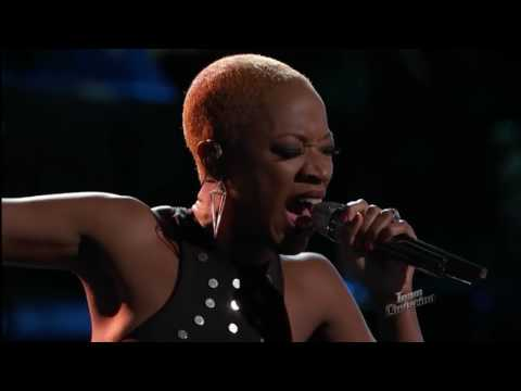 """The Voice 2015 Kimberly Nichole - Playoffs: """"What's Up"""""""