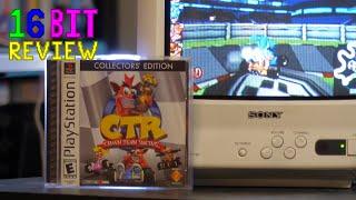 Crash Team Racing Highlight - 16 Bit Game Review