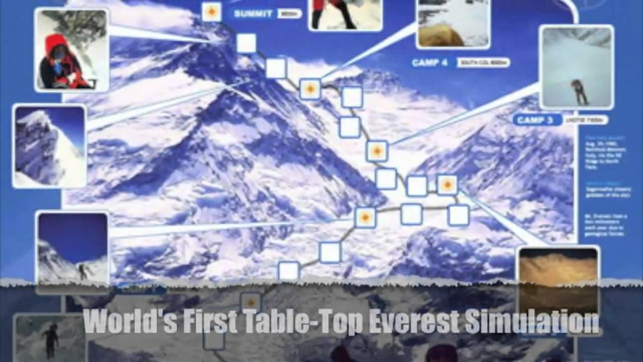 6e75777a1f Everest Challenger® leadership simulation - introductory video - YouTube
