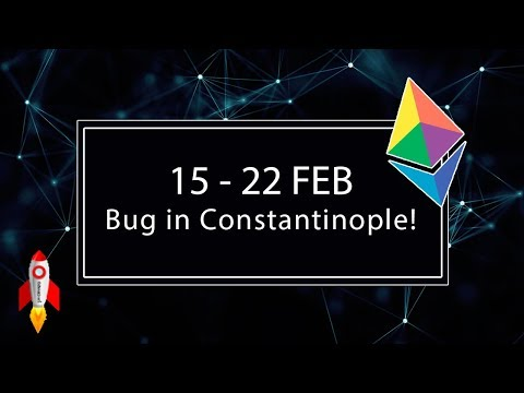 Bug in Constantinople | Digest for all markets by LH | 15-22 February