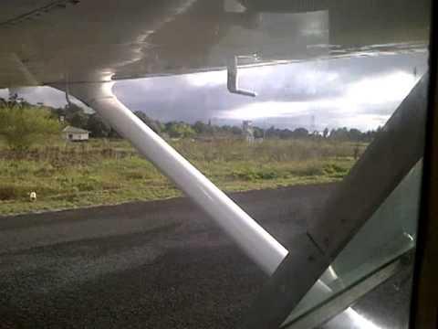 Landing in Anjouan Comoros