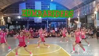 On the Spot Zumba Dance Contest ZUMBARIDERS