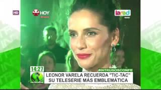 "Leonor Valera recuerda su personaje de la emblemática teleserie ""Tic-Tac"""