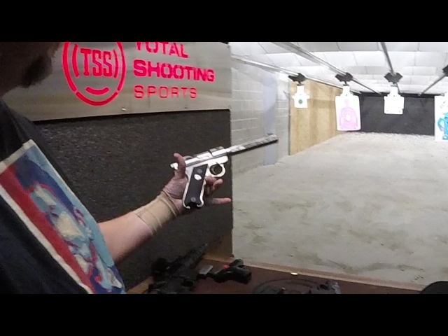 Range Day - Shooting the Ruger Mark II Target, 22LR