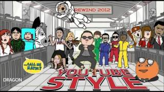 Rewind Youtube Style 2012 Oficial Song