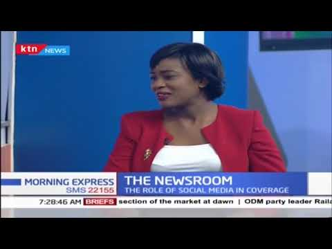 The Newsroom: Comparison between Ethiopia and Kenya media co