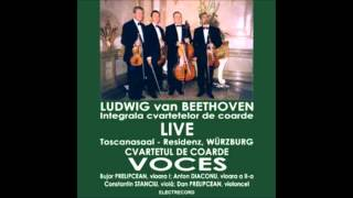 "Beethoven - String Quartet in C minor, op.18 no.4_II, ""Scherzo. Andante scherzoso quasi Allegretto"""