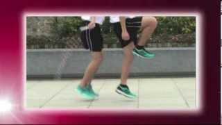 花式跳繩技術 - 雙人繩