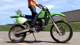 Kx 125 1986
