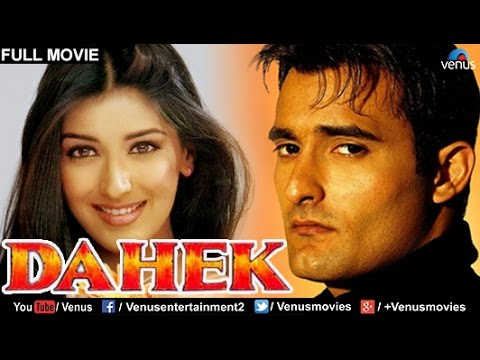 Dahek | Hindi Romantic Movie | Akshaye Khanna Movies | Lates