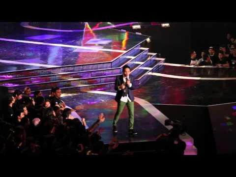 Persembahan Mark Adam 'Pencuri' di Anugerah MeleTop ERA