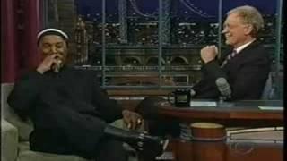 Download Paul Mooney on David Letterman (FULL SEGMENT) Mp3 and Videos