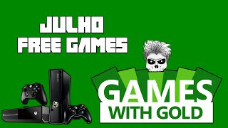 Games With Gold Julho 2015 Free Games (X360/XONE)