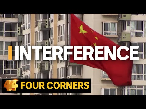 Interference: China's covert political influence campaign in Australia  Four Corners