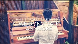 Charlie Puth ft. Selena Gomez - We Don