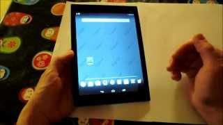 Gigaset QV830 - недорогой планшет на Android(Недорогой планшет с 4-ядерным процессором на 1,2 ГГц, с 1 Гб оперативной памяти и 8-дюймовым IPS экраном. Планшет..., 2014-12-05T23:25:19.000Z)