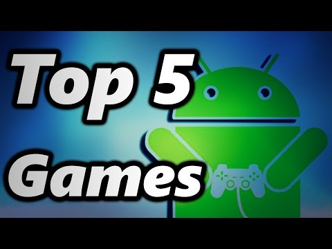Top 5 Android Games 2016