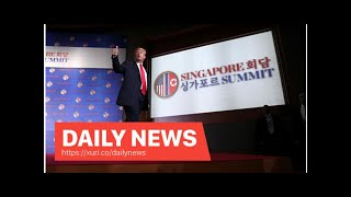 Daily News - Around the Hall: Can President Trump Credit for Progress in North Korea?