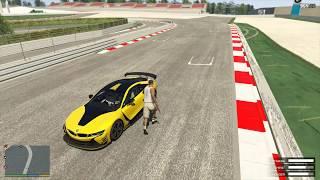 GTA 5 BMW i8 Độ 1000 Mã Lực Tốc Độ Hủy Diệt 2500km/h !!