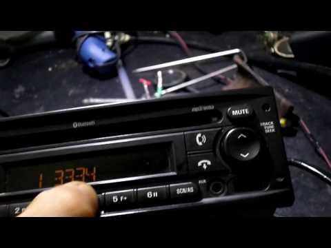 extrair código radio original astra