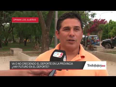 ¿Cómo está el deporte de Jujuy?