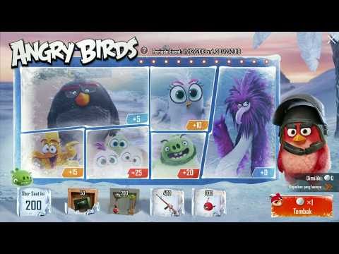Event PUBG Mobile Angry Birds