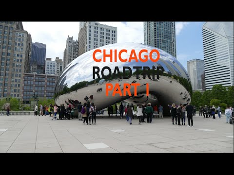 TRAVEL CHICAGO 2016 - MILLENNIUM PARK 4K