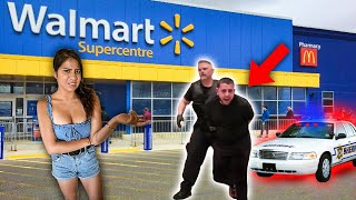 We got kicked out of Wal-Mart FOR THIS...