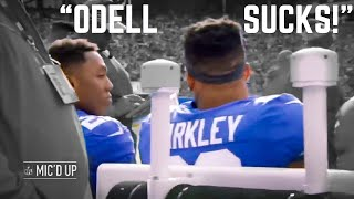 "NFL Funniest ""Mic'd Up Moments"" of 2018-19 Pt 2 (Funny)"