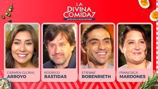 La Divina Comida - Carmen Gloria Arroyo, Rodrigo Bastidas, Etienne Bobenrieth y Francisca Mardones