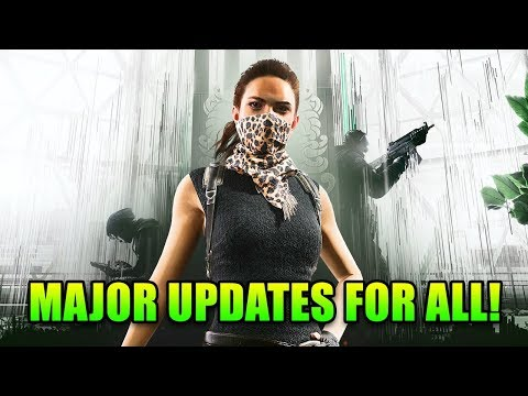 Major Updates for All! - This Week in Gaming - FPS News