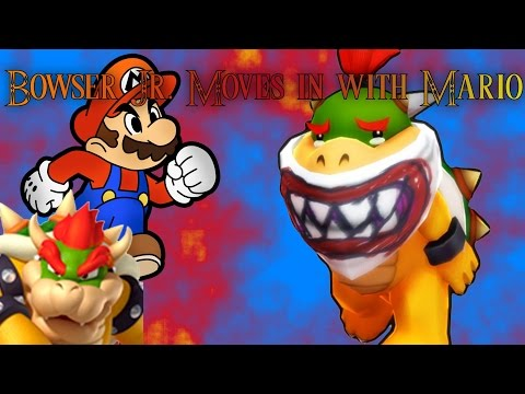 Bowser Jr. Moves in with Mario