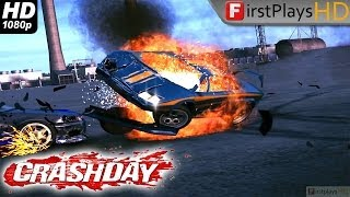 Crashday - PC Gameplay 1080p
