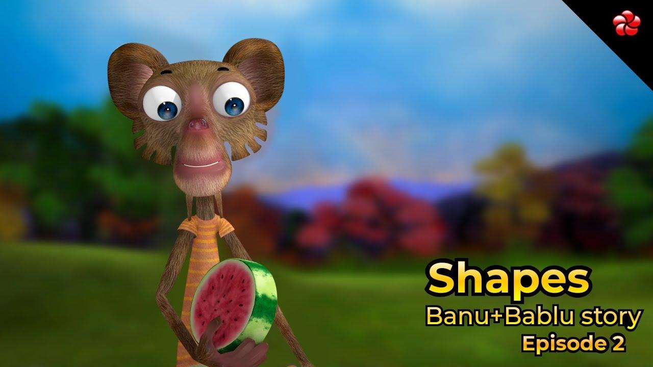 Download SHAPES ♥ Banu Bablu episode 2 ★ New Malayalam cartoon story
