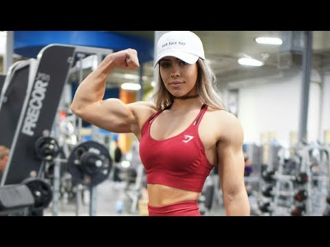 crossfit workout motivation  muscle girl workout  female