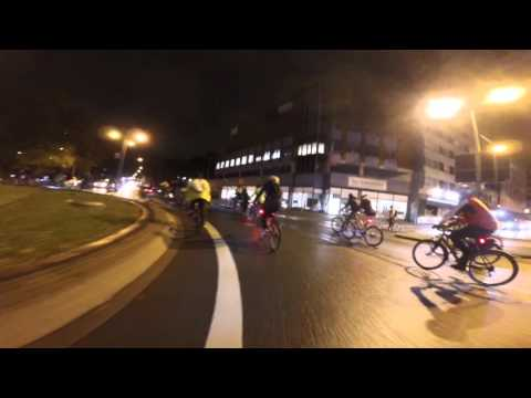 Critical Mass Wuppertal - November 2015