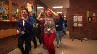 "Lowell General Hospital TeamWalk ""Firework"" (Katy Perry)"