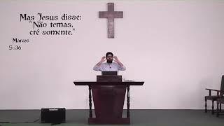 IPUS | AO VIVO | Culto Matutino e Escola Bíblica Dominical | 30/08/2020