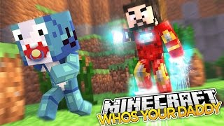minecraft who s your daddy babies killing massacre