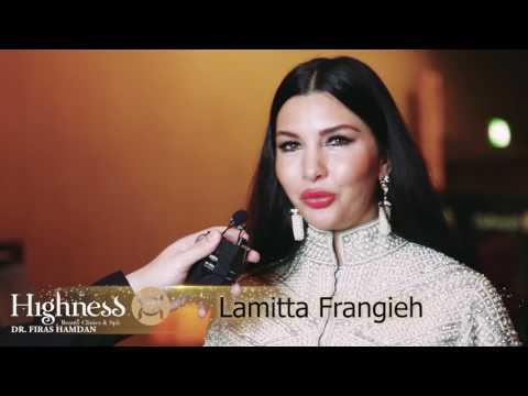 Lamitta Frangieh   Highness Testimonial