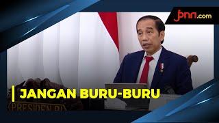 Jokowi Mengingatkan jangan Cuma Buru-Buru Menutup Kota - JPNN.com