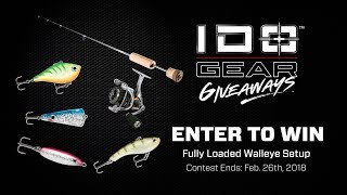 IDO Giveaways | Fully Loaded Walleye Setup