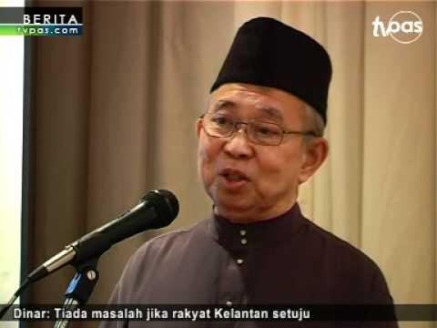 Dinar: Tiada masalah jika rakyat Kelantan setuju